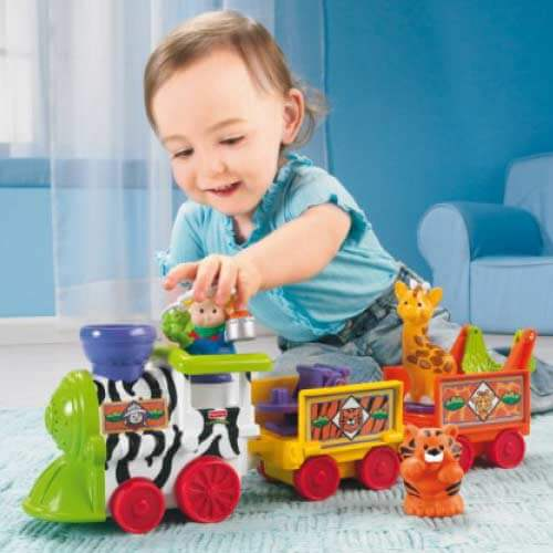 Музыкальный поезд Fisher-Price на прокат в минске