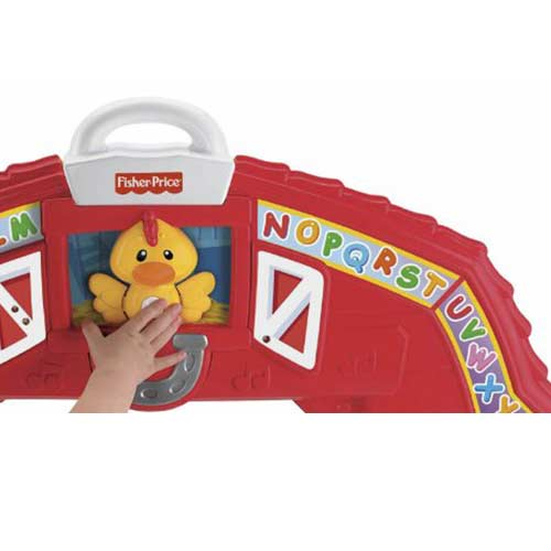 интерактивная ферма Fisher-Price в прокат