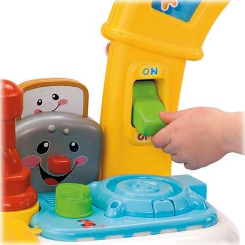 интерактивная кухня Fisher-Price на прокат в минске
